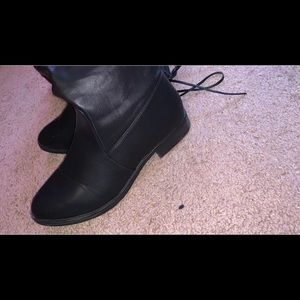 Knee High Boots size 9W